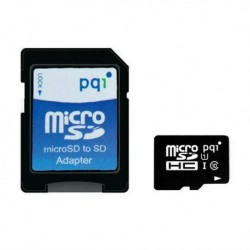 pqi microsd 8 GB