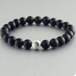 دستبند سنگ طبیعی