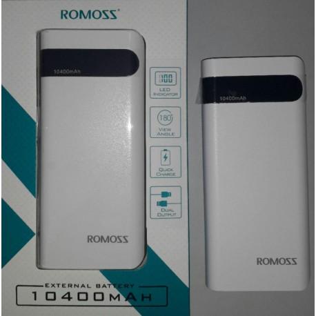 پاور بانک راموس 10400 میلی آمپر