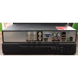 دستگاه ضبط 4 کاناله دوربین مداربسته