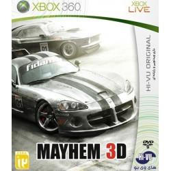 MAYHEM 3D XBOX